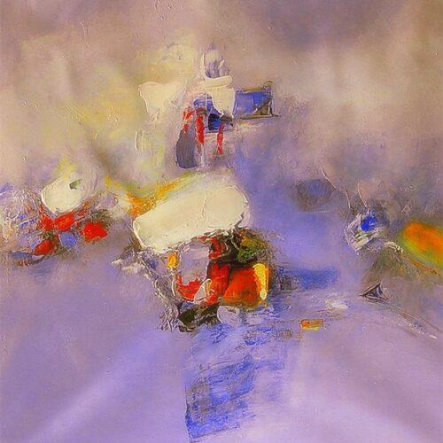 """Abstract schilderij """"Creative"""""""