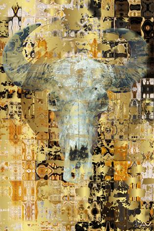 BAS 4Dreams – Skull gold