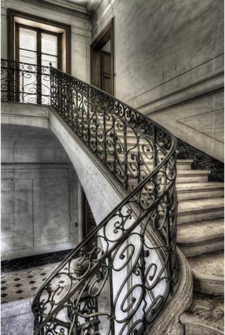 Lacour – Romantische trap