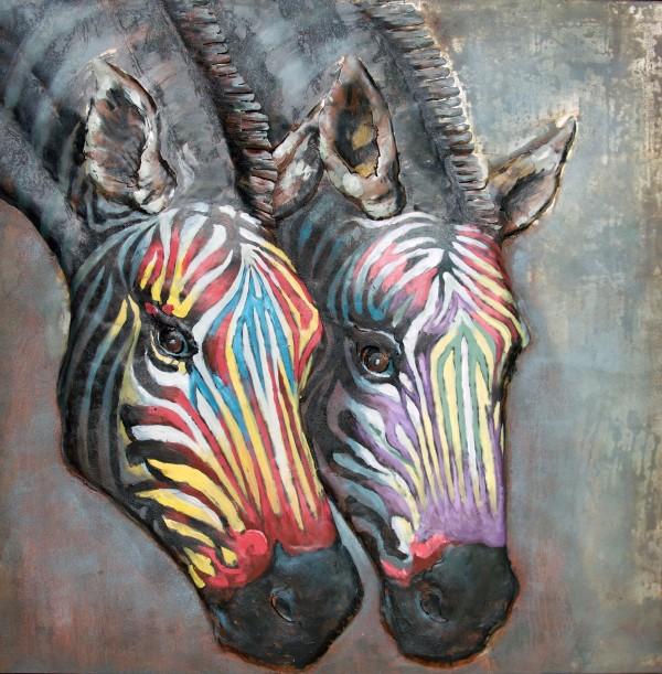 Zebra-duo