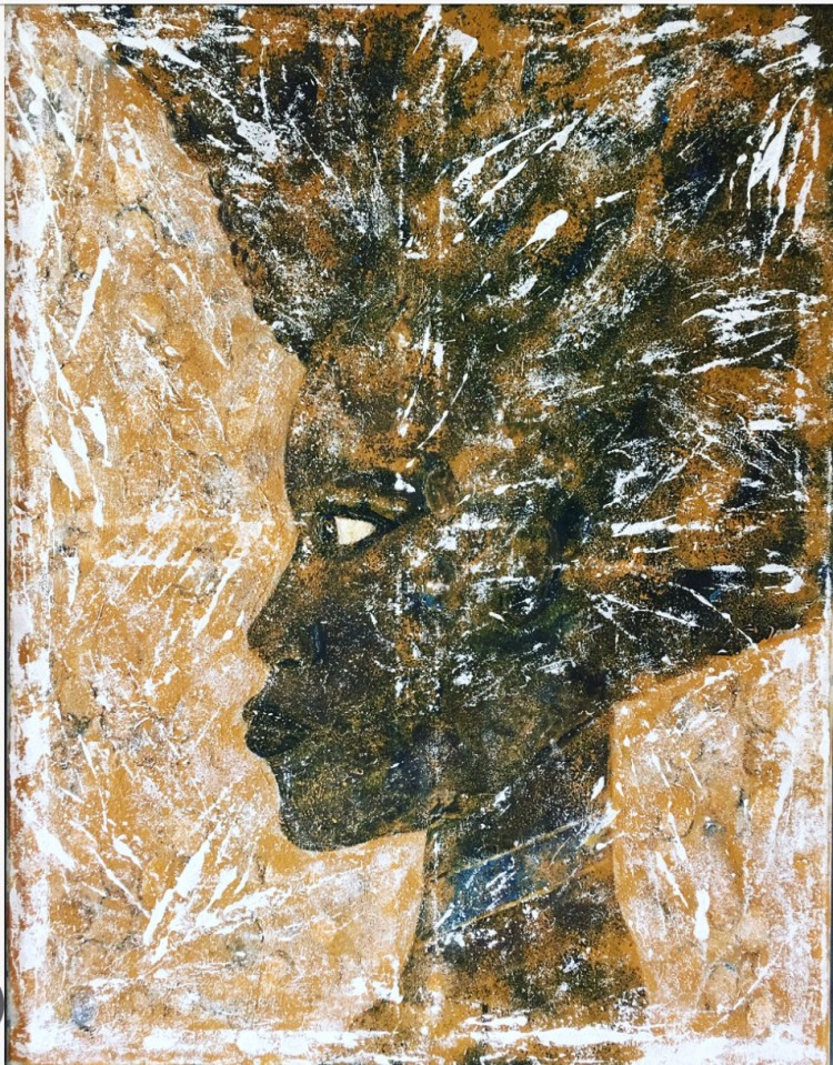 Afrikaans portret