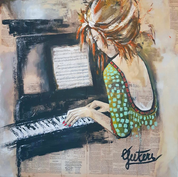 Piano adagio