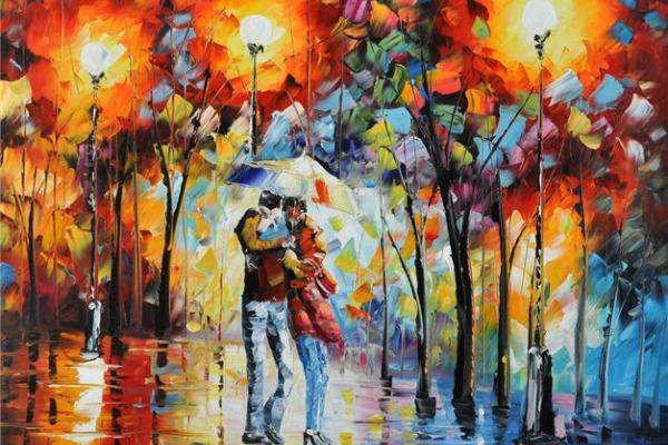 Wat is de betekenis van kleur in kunst - Koude en warme kleur ...