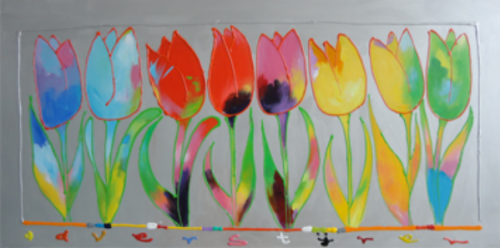 Bericht van nienke op - Kleur schilderij slaapkamer volwassenen ...