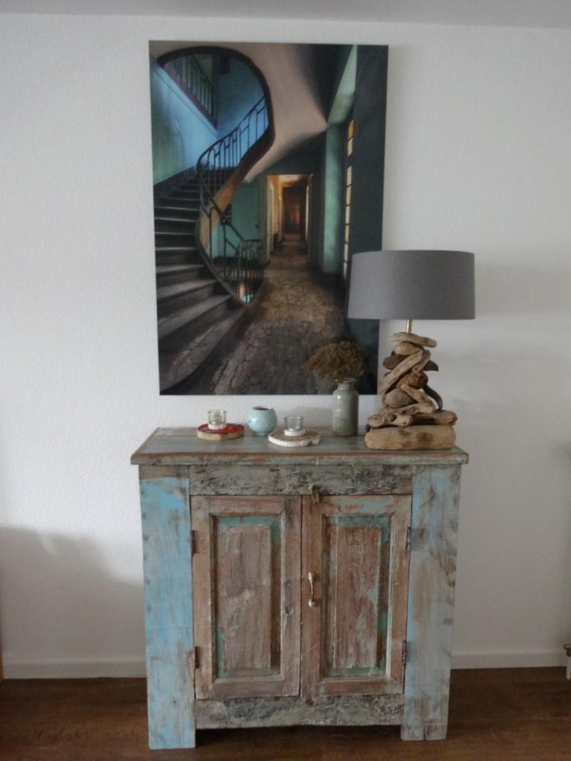 Wat is de betekenis van kleur in kunst - Kleur trap schilderij ...