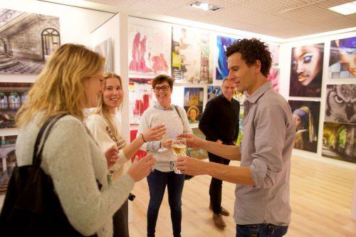 Opening galerie betaalbarekunst