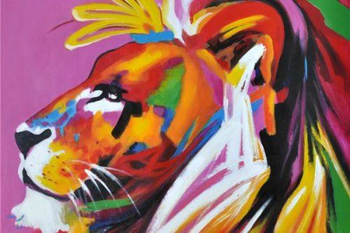 Waar komt dieren kunst vandaan en wat zijn de kenmerken?