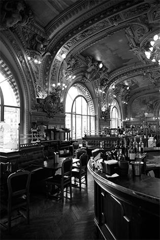 Bar Café Interieur