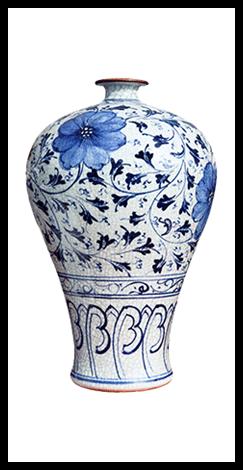 Chinese porcelain vase 1