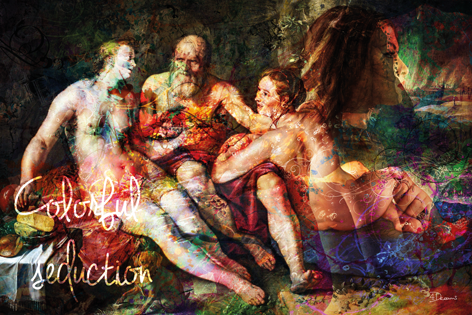 Bas – Colorful seduction