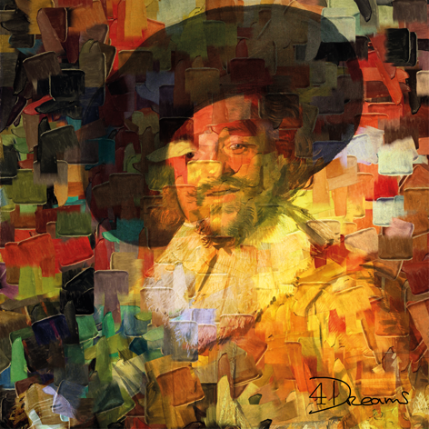 Bas – Colorful Rembrandt