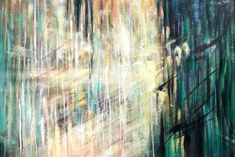 """Schilderij """"Inspiration"""""""