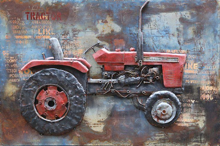 Stoere traktor