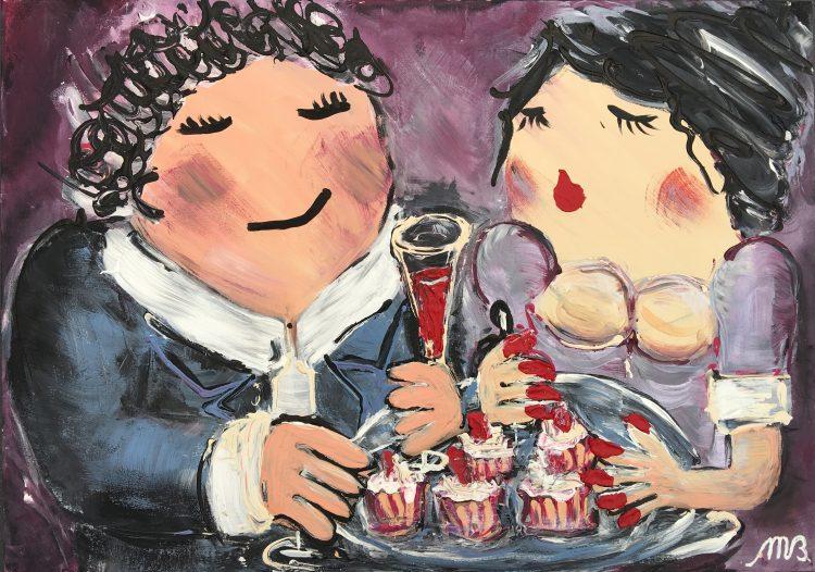 I love cupcakes….