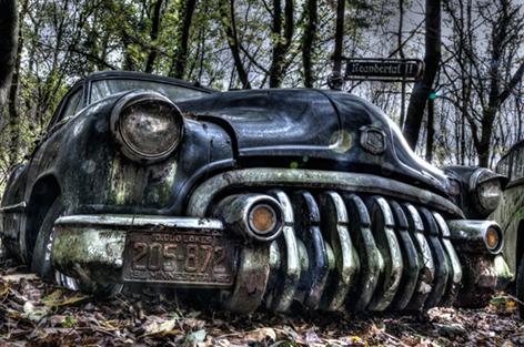 P. Groene – Buick Eight