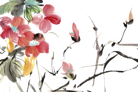Chinese bloemen 2