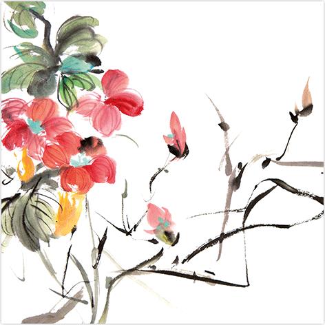 Chinese bloemen 1