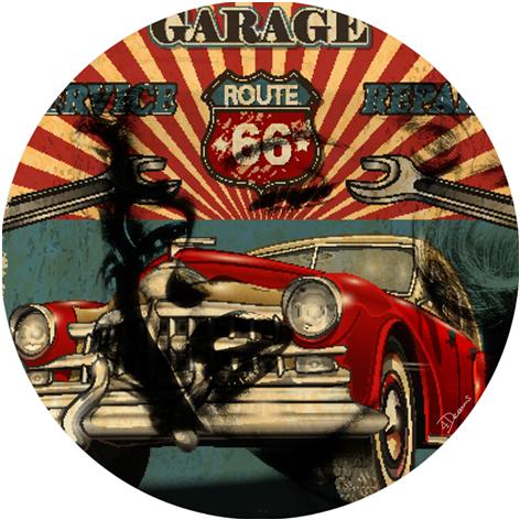 Bas – Garage Route 66