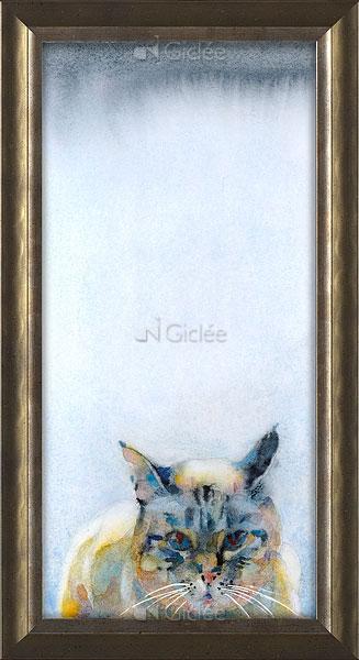 """Giclée/reproductie """"Noekie III"""" met certificaat"""