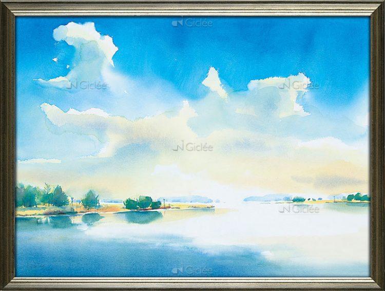 De IJssel bij Wilsum