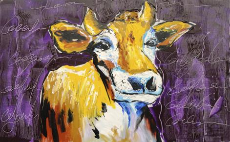 Knappe koe