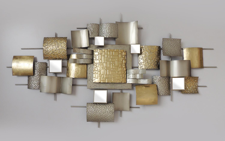 Twenty-two golden squares