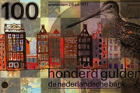 BAS – 100 gulden