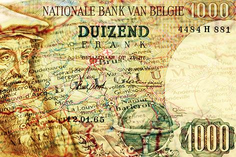 BAS – 1000 Franc