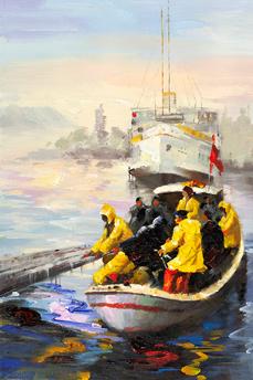 Schippersboot