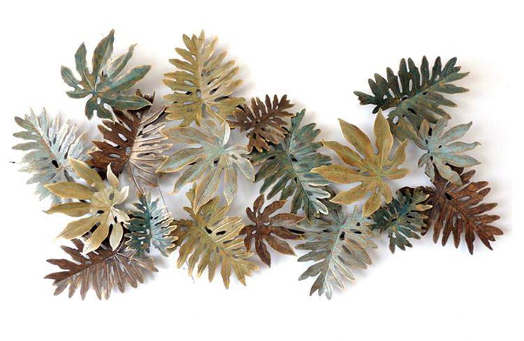 Sierlijke bladeren