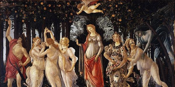 De betekenissen van symbolen in schilderijen