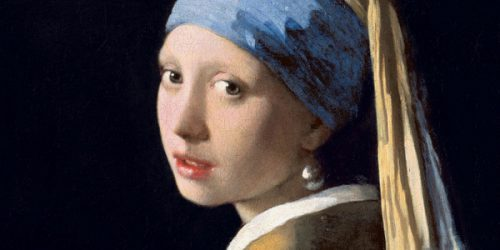 Meisje met de parel: schilderij, achtergrond & in jouw interieur