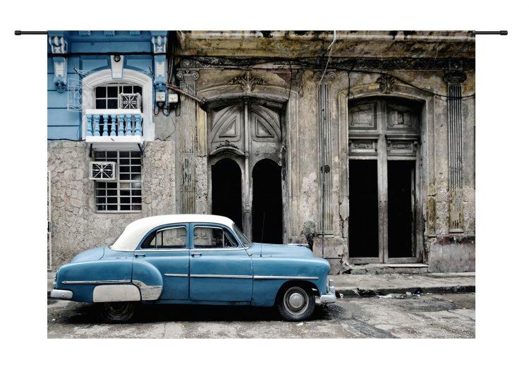 Wandkleed Havana