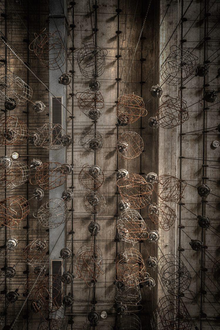 Wandkleed Hanging baskets