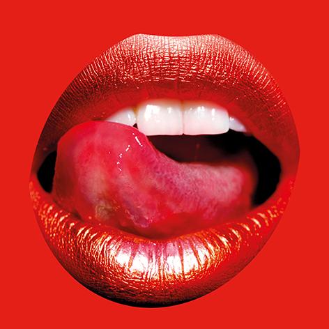 Red kisser