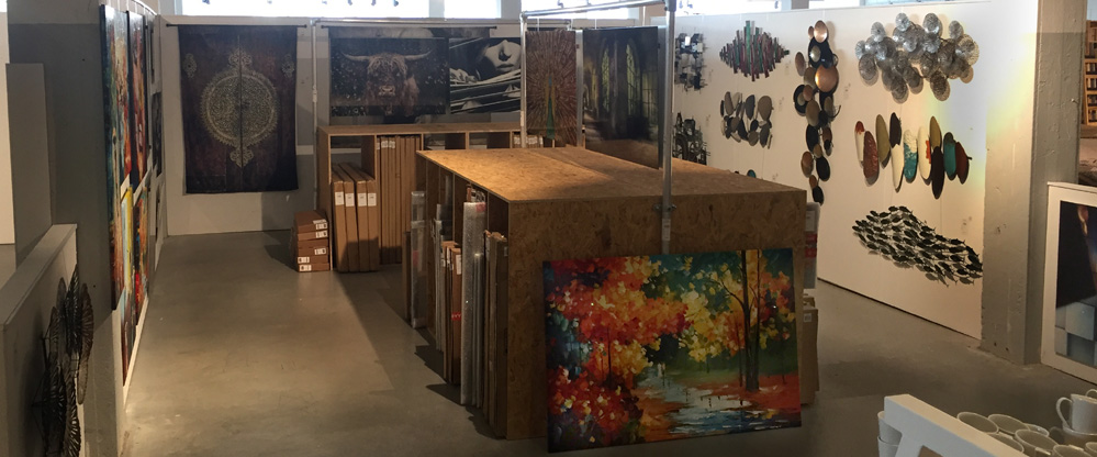 Betaalbare kunst nu ook bij LOODS 5 in Zaandam
