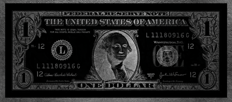 One Dollar Washington Silver