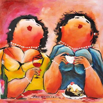 Keuvelen-dikke-dames-schilderij-theo-broeren