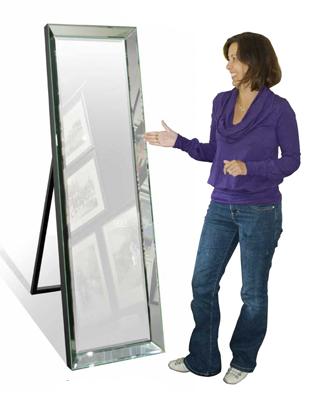 Spiegel Pearl Passpiegel