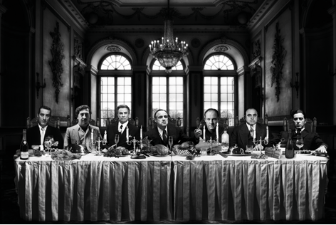 Gangsters last supper