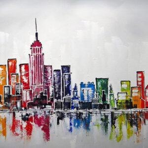 Kleurrijk New York