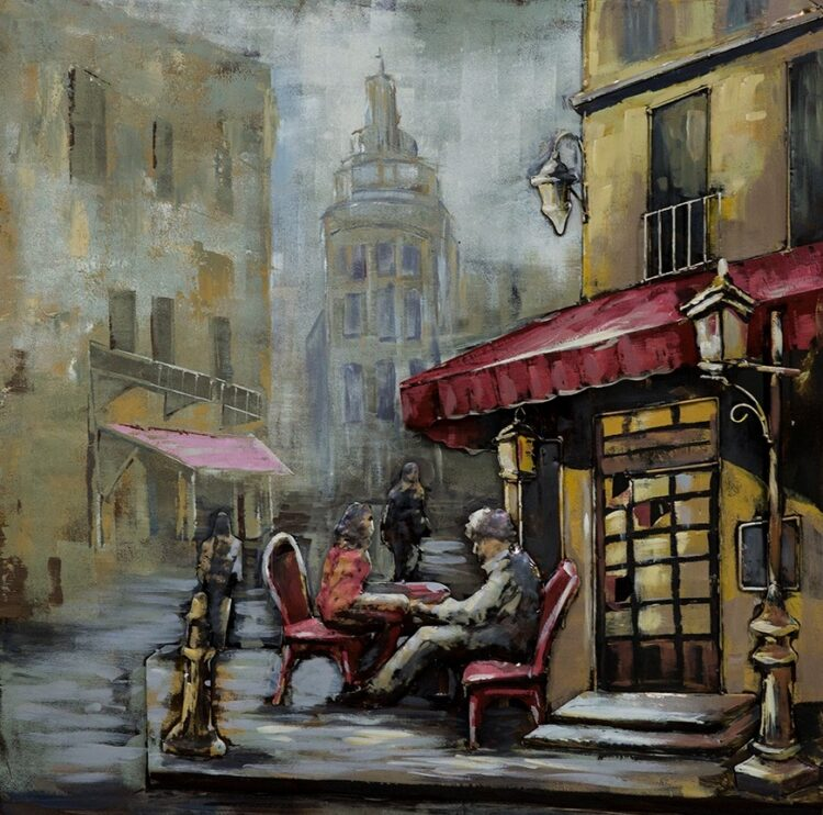 Dagje in Parijs