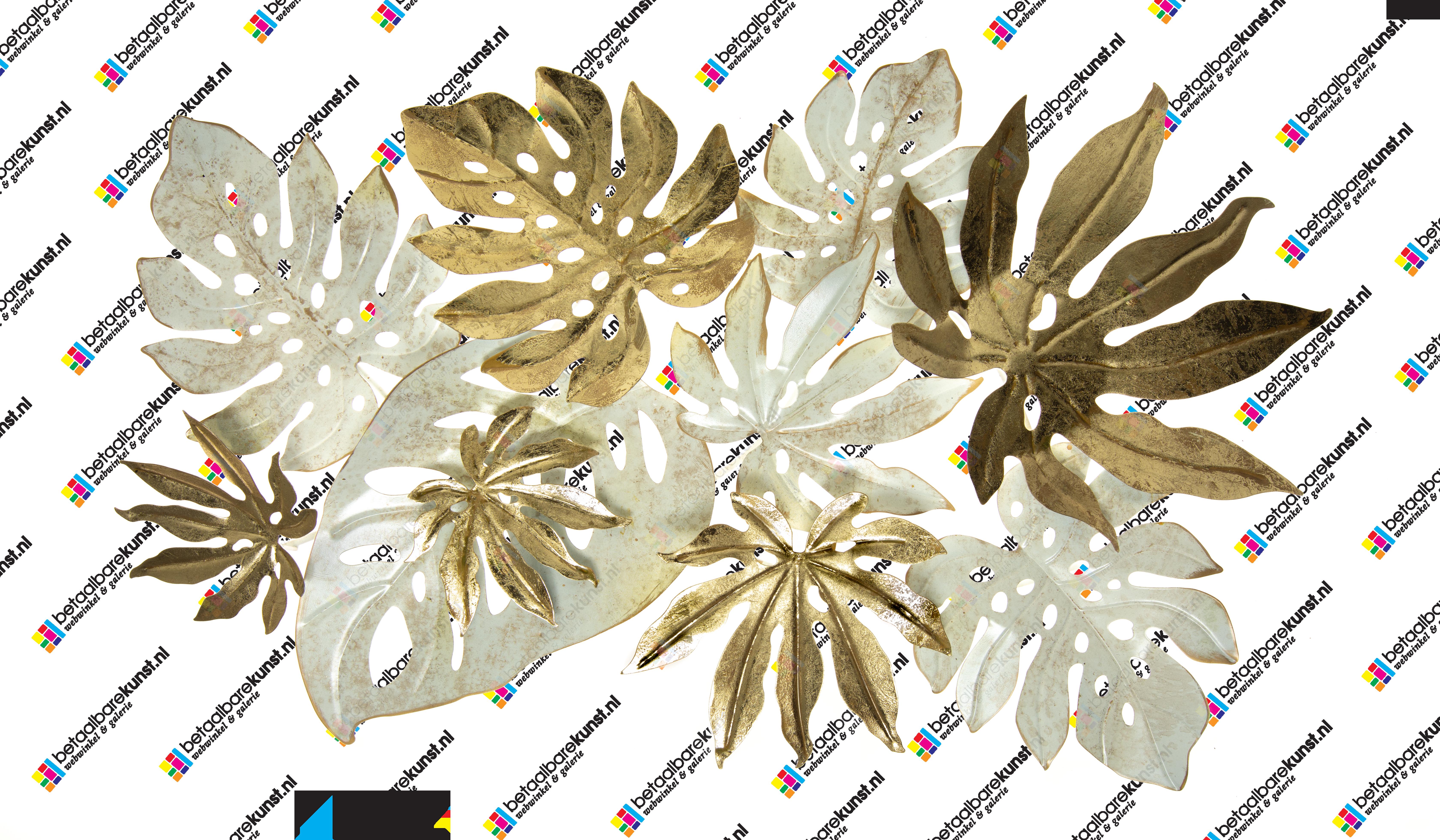 metalen wanddecoratie 1980125