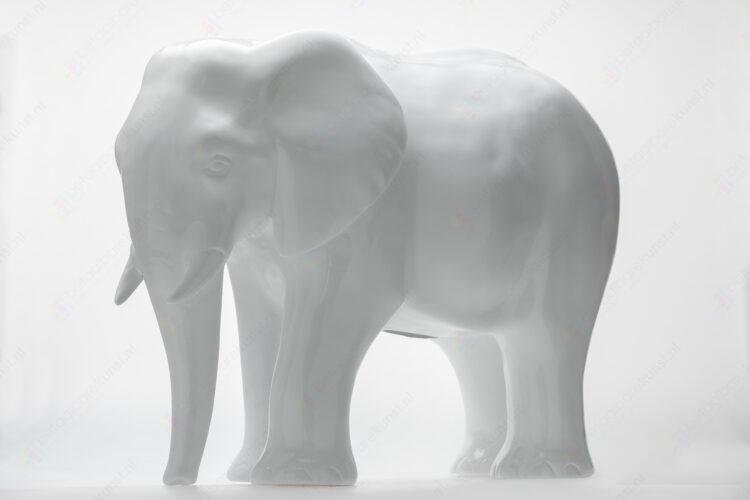"Beeld ""Ollie de olifant"""