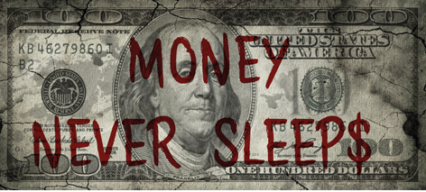 1043356 Money never sleeps Franklin