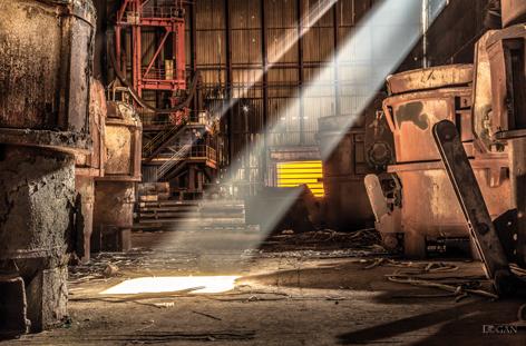 Logan old factory