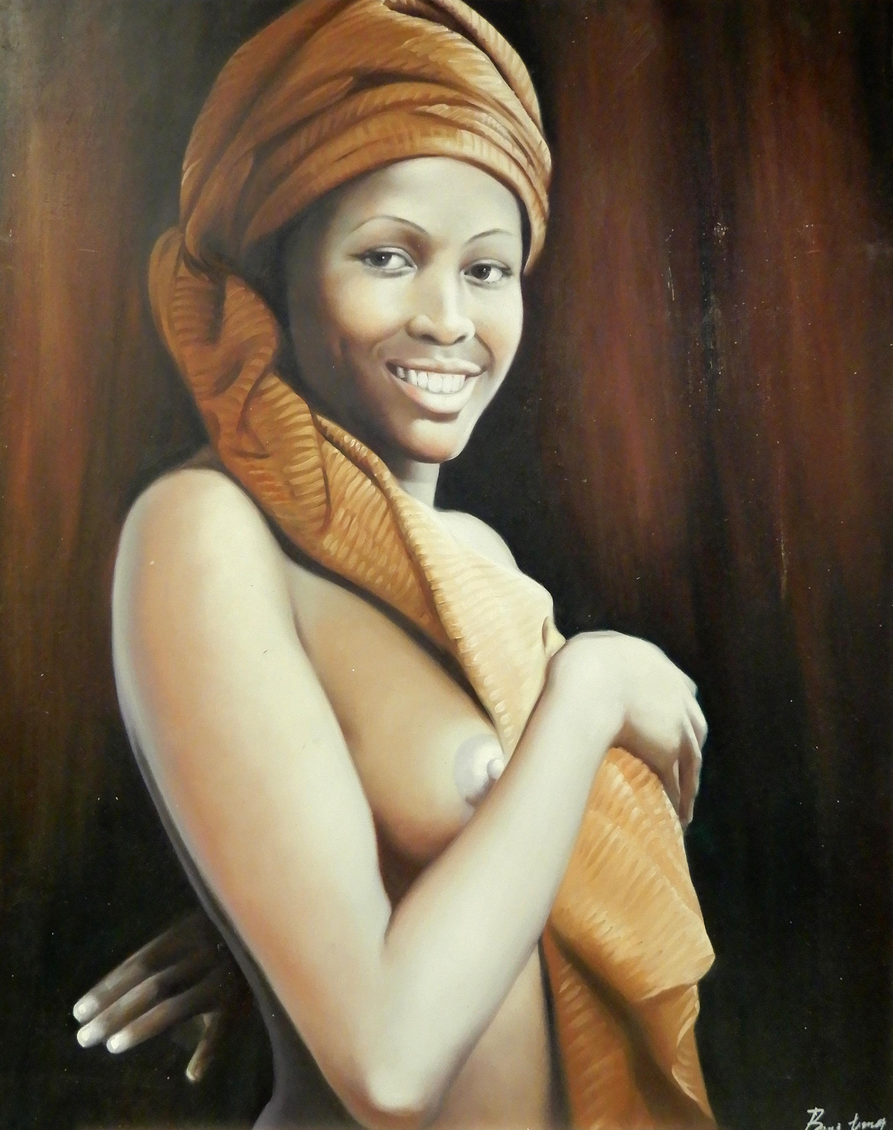 Mosafa kunstwerk schilderij