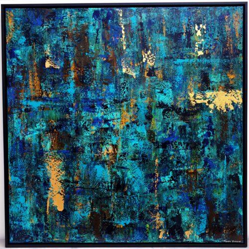 cedric-06 schilderij abstract frances eckhardt