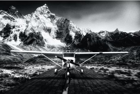 dib1773 James dean airplane kunstwerk alu art