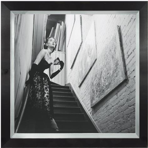 """Ingelijste poster """"Suzy Parker"""" van Mondiart"""